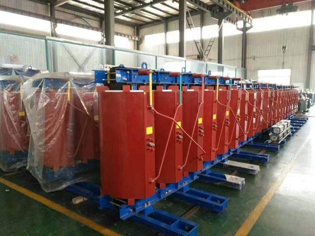 SCB11-2000kVA/10kV/0.4kV干式变压器